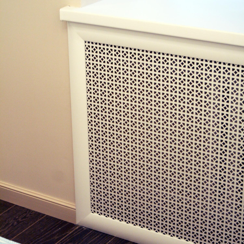 Как сделать сетку для решетки на радиаторы 32
